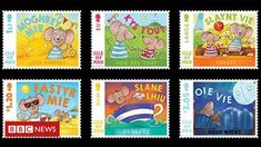 New Isle of Man stamp series celebrates Manx language - BBC News Manx Language, National Week, Office Issues, Image Caption, Isle Of Man, Post Office, Bbc News, Product Launch, Stamp