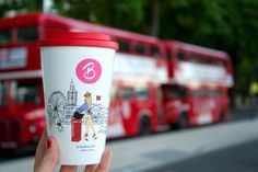 Afternoon Tea Bus London - routemaster bus