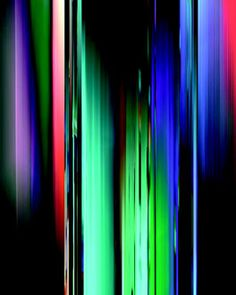 Peter Saville - [Designmuseum] - Image 1 Peter Saville, Glitch Image, Glitch Art, Eye Vitamins, Color Copies, Light And Space, Print Patterns, Cool Designs, Abstract