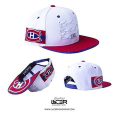 NEW RELEASE // Montreal Canadiens Third 'Jersey' Snapback // Now Available Online