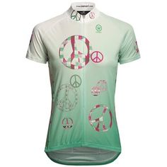 9c4840d0f Canari Peaceout Cycling Jersey - Short Sleeve (For Women) in Bamboo  34.95  - I