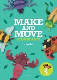 Make & Move: Bugs: 12 Paper Puppets to Press Out and Play Paper Puppets, Paper Toys, Board Books For Babies, Paper Artist, Ready To Play, Activities To Do, Origami Paper, Travel With Kids, Childrens Books