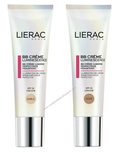 LIERAC Luminescence BB Cream - Beauty News |Madame Keke Fashion and Beauty Blog
