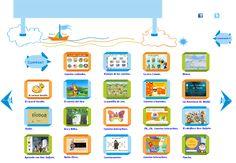 Cuentos Infantiles Interactivos - Educanave.