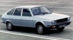 Renault 20 TX 2.2 L 1982. Very nice car ... at this time ... et première voiture que j'ai conduit après avoir mon permis
