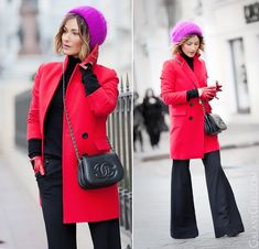winter+outfit+ideas-with-flare+trousers