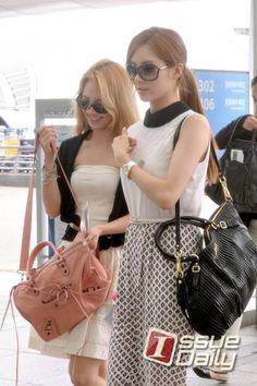 Seohyun Taipei airport September