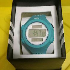 adidas originals Watches Aberdeen Three Hand Silicone Watch