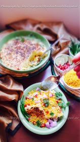 Surti Locho Recipe / Gujarati Street Food Recipe / Healthy Gujarati Snack Recipe ~ ' Locho Thai Gayo Re ' Vegetarian Food List, Vegetarian Pasta Dishes, Vegan Fast Food, Gujarati Cuisine, Gujarati Recipes, Indian Food Recipes, Healthy Indian Snacks, Healthy Vegan Snacks, Organic Recipes