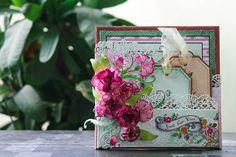 #itssimplyhandmade#heartfeltcreations#handmadeflowers#pocketcards#dimensionalcard