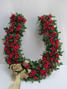 horse shoes covered in roses - Google Search