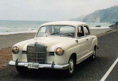 1960 Mercedes-Benz Type 190b