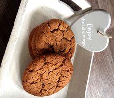 Recept: Soft-Baked Snickerdoodles | Blij Zonder Suiker
