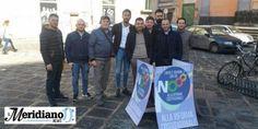 Campania: #Giugliano il #comitato Liberi e Sovrani per il NO oggi in piazza Matteotti (link: http://ift.tt/2gMp3ro )