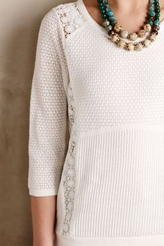 Etienne Pullover #anthrofave