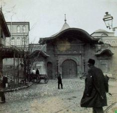 İstanbul Valiliği Gülhane Kapısı