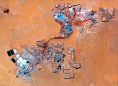 2/11/2015 Uranium mine Arlit, Niger 18°44′N 7°23′E Uranium mine in Arlit, Niger. French nuclear power generation as well as the French nuclear weapons program are dependent on the uranium that is extracted from the mine - more than 3400 tonnes per year.