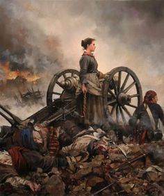 When Napoleon Invaded, These Men And Women Became Heroes of The Spanish Resistance Military Art, Military History, American Civil War, American History, Spanish War, Independence War, Historical Art, Napoleonic Wars, World History