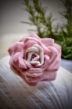 Particolare delle nostre rose fatte interamente a mano