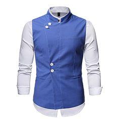 Men's V Neck Blazer Regular Floral Party Work Spring Long Sleeve Black / Red / Royal Blue M / L / XL 2020 - Rs. 4157 Black Tuxedo Suit, Fall Shorts, Trench Coat Men, Blazers For Men, Mens Suits, Fitness Models, Casual, Jackets, Color Black