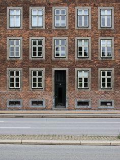Kay Fisker danish apartment building