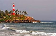 NORTHIE IN  SOUTH: KOVALAM BEACH :)