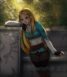 Collab: Deep Reflections by Lady-Zelda-of-Hyrule.deviantart.com on @DeviantArt