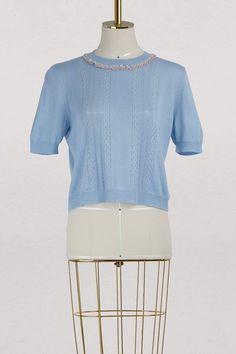 6a41395c6ac5 Miu Miu Cashmere sweater