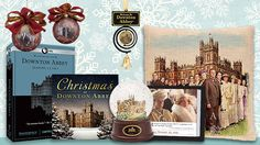 Win a Downton Abbey Holiday Cheer Prize-Pack from ShopPBS! - Grandparents.com love to win!!!