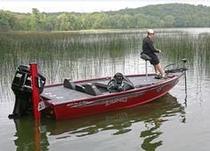 2016 Lund Bass Boat!