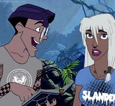 Punk Disney Characters | ... love your blog! Who is your favorite Disney princess to work with
