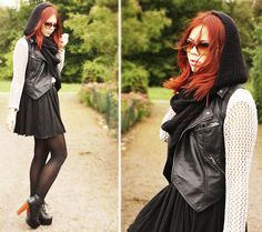 Autumn love ♡ (by Emmi/Fashiontwisted Malmberg) http://lookbook.nu/look/3980470-Autumn-love
