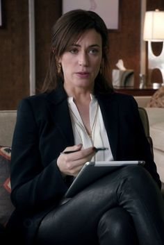 Wendy Rhoades knows what to wear to the office Work Fashion, Fashion Brand, The Curated Closet, Images Google, Work Wardrobe, Powerful Women, Role Models, What To Wear, Casual