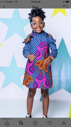 Kids fashion For 10 Year Olds Christmas Gifts - - - - Baby African Clothes, African Dresses For Kids, Latest African Fashion Dresses, Kids Outfits Girls, Little Girl Dresses, Girl Outfits, Ankara Fashion, Afro, Ankara Styles For Kids