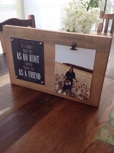 A personal favorite from my Etsy shop https://www.etsy.com/listing/492821481/frame-for-mom-aunt-grandma-grandaughter