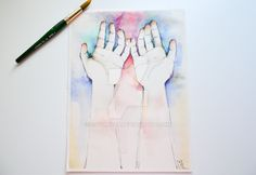 Hands by SaYuMi-87.deviantart.com on @DeviantArt