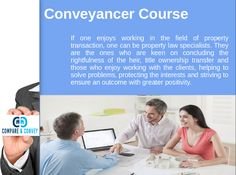 The role on the conveyancer changes every once in awhile and whether the property will be bought or to get sold. Due to increased competition you will find Conveyancing Sydney firms which have developed since ages and therefore are running smoothly. For more info http://www.compareconveyancingsydney.com.au/conveyancer/conveyancer-course.php