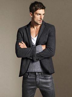Blazer & sweater