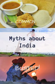 #Bustingmyths #India #myths Myths about India - busted. Read on to learn more about the most common misconceptions and myths about India. Spoiler: No, it is not a land full of snake charmers ;) #misconceptionsaboutIndia