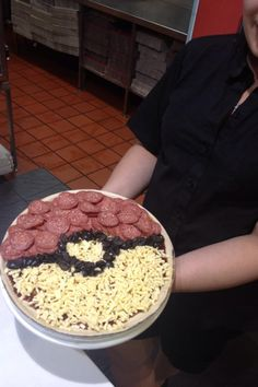 Am I the only one on Pinterest looking up how to make Pokemon pizzas for a bunch of adults? At what point do I reevaluate my life choices?