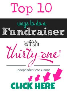 find a fundraiser, thirty-oneYou can find Thirty one bags and more on our website.find a fundraiser, thirty-one