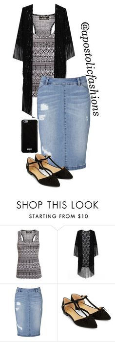 """""""Apostolic Fashions #1284"""" by apostolicfashions on Polyvore featuring Pilot, Witchery, Accessorize and Givenchy"""