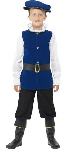 Prince Child's Tudor Boy Costume - Candy Apple Costumes - New Costumes for 2014Item# sm41092