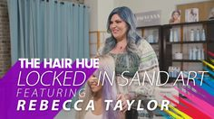 PRAVANA 180 | How-To VIVIDS Locked-In Sand Art Rainbow Hair w/ Rebecca T...