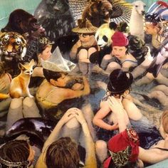 Panda Bear: Person Pitch; my favorite cover art and a great record