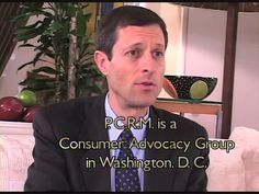 """Neal Barnard: """"Avoid Dairy Products"""" ~Dr Barnard talks to VegTV about the health risks associated with consuming dairy products"""