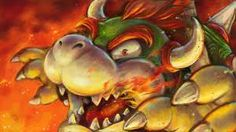 Bowser!! Raaawr!! ART academy Sketch Pad only 3.99 on the E-Shop (Pretty cheap).