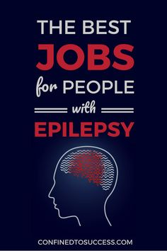 Do you suffer from epilepsy and need to find work? Discover the best and worst jobs for people with epilepsy and tips to help you get through the workday! Epilepsy Facts, Epilepsy Research, Epilepsy Quotes, Epilepsy Diet, Epilepsy Awareness Month, Epilepsy Seizure, Chronic Fatigue, Chronic Pain, Fibromyalgia