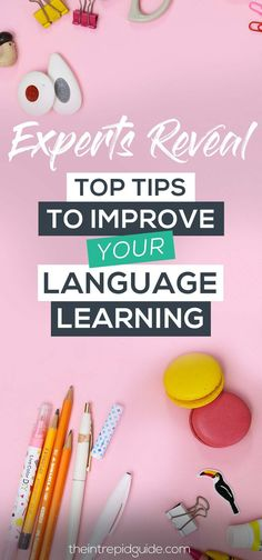 Language Learning Tips: 11 Polyglots Reveal the Secrets of t.- Language Learning Tips: 11 Polyglots Reveal the Secrets of their Success 11 Polyglots Reveal their Top Language Learning Tips to help YOU improve YOUR learning process - Learning Tips, Best Language Learning Apps, Learning Languages Tips, German Language Learning, Learn A New Language, Learning Process, Learning Resources, Learning Spanish, Foreign Languages
