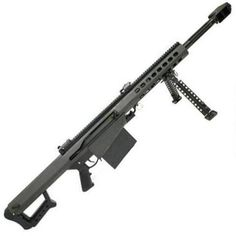 "Barrett M82A1 Semi Automatic Rifle .50 BMG 20"" Flute..."